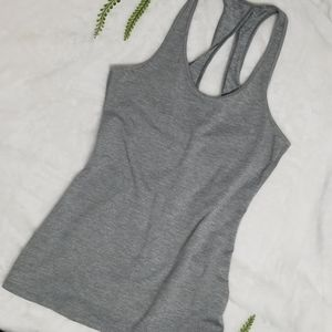 Patagonia Tank W/Ruching in Back Womens S Gray